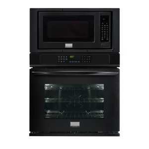 30'' Electric Wall Oven/Microwave Combination - BLACK