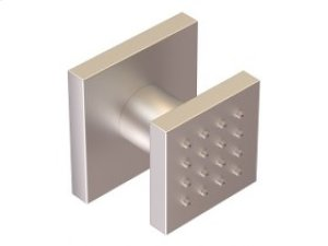 Kascade Body Jets - Brushed Nickel Product Image