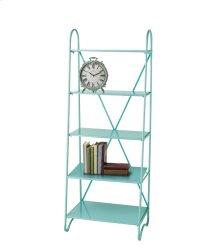 Mint Five Shelf Display.