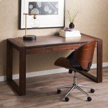 "60"" Lotus Writing Desk in Copper"
