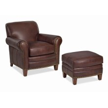 Meadows Chair and Ottoman