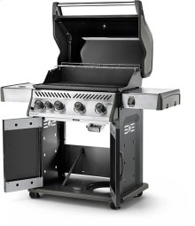 Rogue ® Special Edition 525 SB Black with Range Side Burner