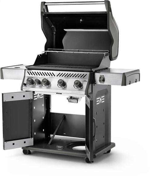 Rogue ® Special Edition 525 SB Black with Range Side Burner