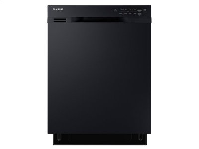 Front Control Dishwasher with Stainless Steel Interior Product Image