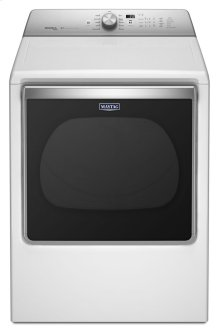 (1 ONLY FLOOR MODEL) 8.8 cu. ft. Extra-Large Capacity Dryer with Steam Refresh Cycle