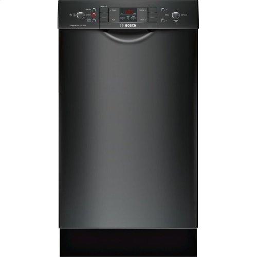300 Series built-under dishwasher 17 3/4'' Black SPE53U56UC