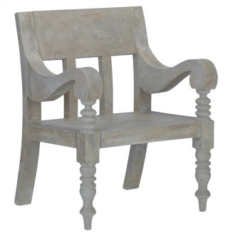 Java Chair - 38h x 29.25w x 26.75d