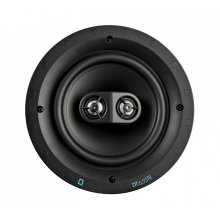 "DT Custom Install Series Round 6.5"" Single Stereo and Surround In-Ceiling Speaker"