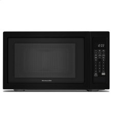 KitchenAid® 1200-Watt Countertop Microwave Oven, Architect® Series II - Black