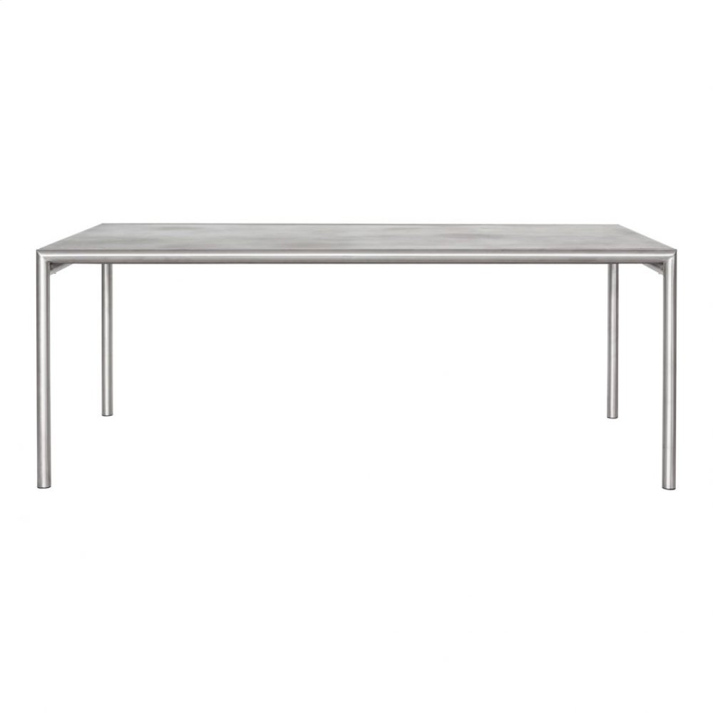 Inox Outdoor Dining Table