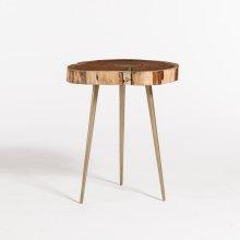 Vail Molten End Table