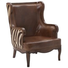 Clarisse Wing Chair (Frame Only)