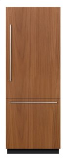 "Benchmark® 30"" Built-In Custom Panel Bottom-Freezer Benchmark Series - Custom Panel B30IB800SP Product Image"
