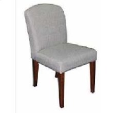 Louise Grey Parson Dining Chair
