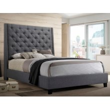 Chantilly Bed Grey