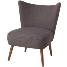 Charcoal Grey Chair.