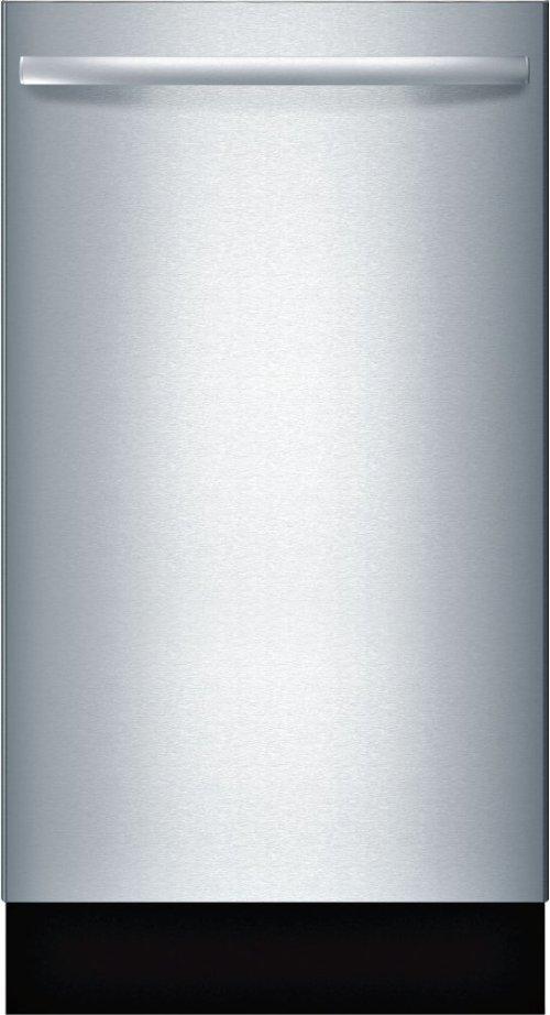 "ADA 18"" 800 Series Bar Hndl, 6/5 Cycles, 3rd Rck, 44 dBA, RckMatic,10 Pl Stgs, InfoLight - SS"