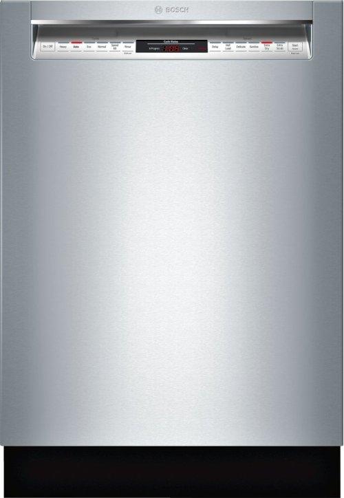 800 DLX Rec Hndl, 6/6 cycles, 42 dBA, Flex 3rd Rck, UR glide, Touch Cntrls - SS