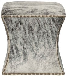 Roscoe Ottoman in #44 Antique Nickel