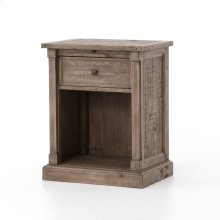 Cintra Nightstand 1 Drw/open-rustic Sund