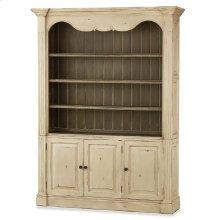 Bordeaux Open Bookcase