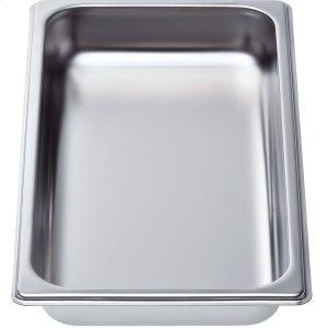 """BoschCooking pan - half size, 1 5/8"""" deep"""