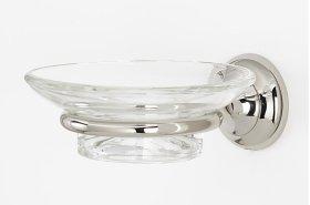 Royale Soap Holder A6630 - Polished Nickel