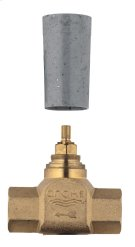"""3/4"""" Rough-In Valve Product Image"""