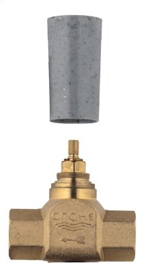 "3/4"" Rough-In Valve"