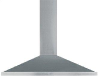 Gloss Black 44 inch Range Hood