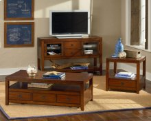 Arcadia Sofa Table/TV Cabinet