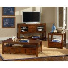 Arcadia Sofa Table/TV Cabinet