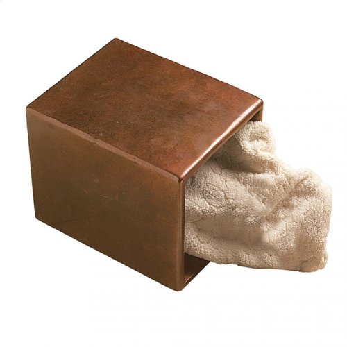 Waste Basket - WB100 Silicon Bronze Rust