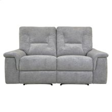 Power Double Reclining Love Seat with USB Ports