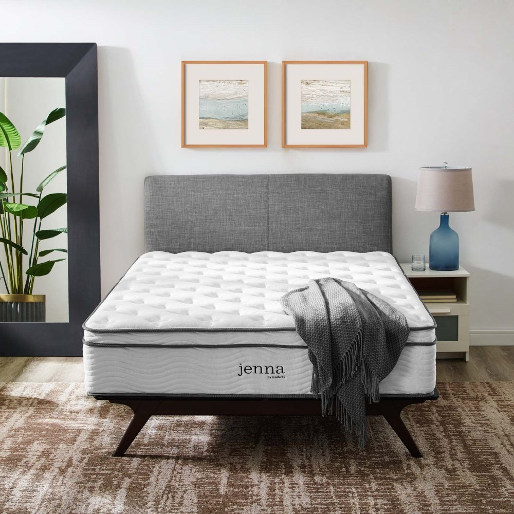 "Jenna 14"" Queen Innerspring Mattress"