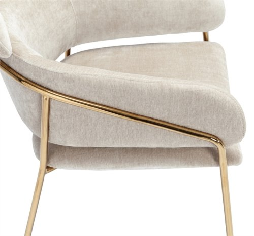 Marino Chair - Beige Latte