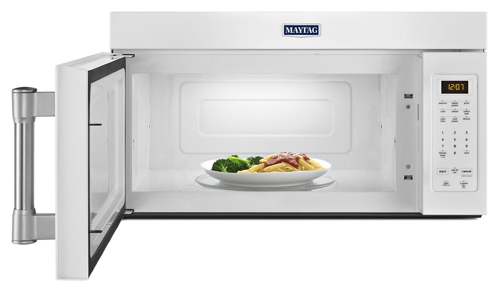 Hidden · Additional Compact Over The Range Microwave   1.7 Cu. Ft.