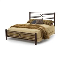 Timeless Regular Footboard Bed - Queen Product Image