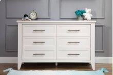 Beckett 6-Drawer Dresser