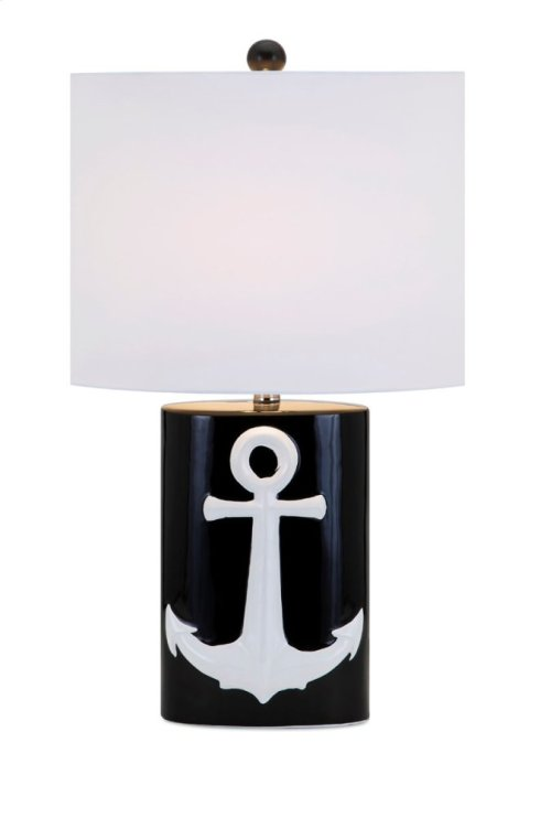 Anchor Away Ceramic Table Lamp