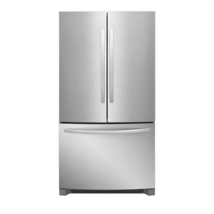 27.6 Cu. Ft. French Door Refrigerator - STAINLESS STEEL