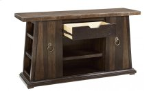 American Chapter Live Edge Sideboard Server