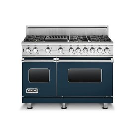 "48"" Sealed Burner Self-Cleaning Gas Range, Propane Gas"