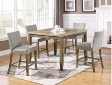 Crown Mark 2822 Mike Counter Height Dining Group