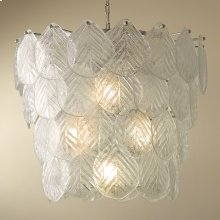 Murano Leaf Chandelier