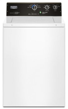 3.5 cu. ft. Commercial-Grade Residential Agitator Washer