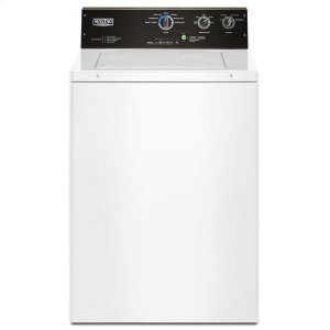 3.5 cu. ft. Commercial-Grade Residential Agitator Washer -