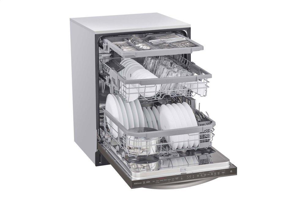 LDT6809BD LG Appliances Top Control Smart wi-fi Enabled