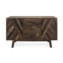 Leandros Reclaimed Wood Sideboard