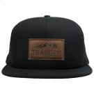 Traeger Black Trucker Hat Product Image